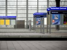 Nóg minder ov in de regio, aantal reizigers met ruim driekwart gedaald