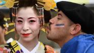 Bezoek je Kyoto? Ga dan zeker niet (ongevraagd)  met een geisha op de foto staan
