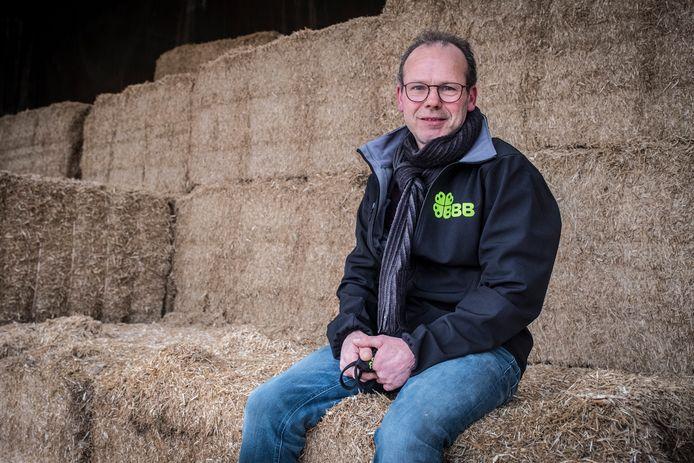 Willem van den Elzen staat op de kieslijst van de BBB, BoerBurgerBeweging, die voor het eerst meedoet met de Tweede Kamerverkiezing in maart van dit jaar.