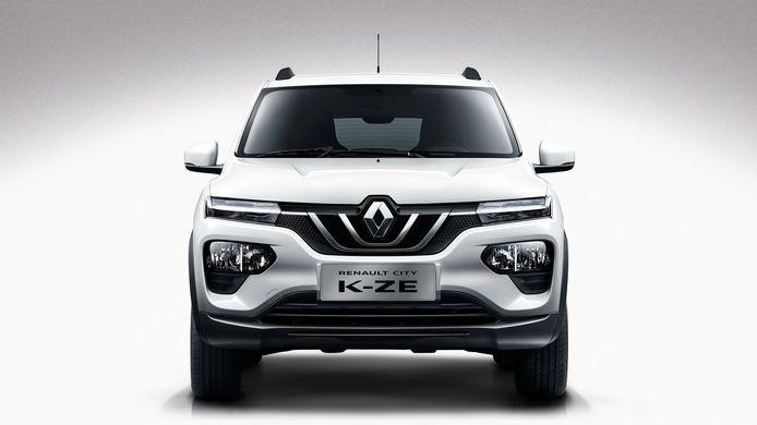 Renault KZ-E.