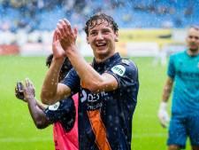 Blessure houdt Willem II'er Wesley Spieringhs een tijd aan de kant
