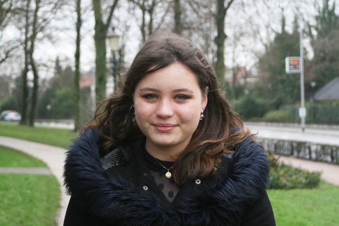 Michèle van de Water kreeg op haar dertiende haar eerste baantje in de horeca.