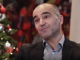 """Roberto Martínez blikt vooruit op 2021: """"Het wordt een exceptioneel jaar voor Eden Hazard"""""""