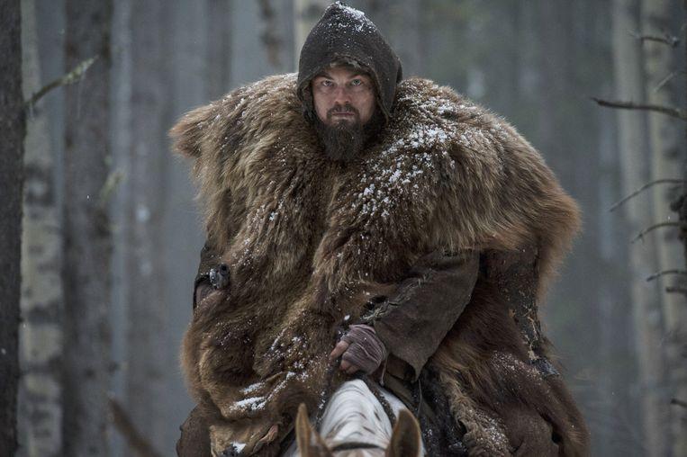 DiCaprio als Hugh Glass in The Revenant. Beeld © 2016 Twentieth Century Fox Film Corporation. All rights reserved.
