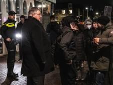 Voorlopig extra politie in avond en nacht in heel het land: 'De rust zal wederkeren'
