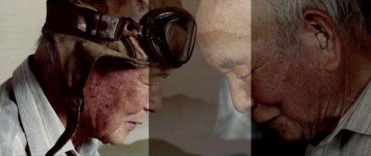 Beeld uit 'Where the Silence Fails', een video-installatie van Tadamasa Itazu die momenteel te zien is op de expo 'Schaamte' in het Museum Dr. Guislain. Beeld rv