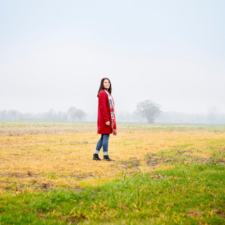 Violette Geissen geeft leiding aan Sprint, een grootschalig Europees onderzoeksproject naar de effecten van pesticiden op mens, dier, plant en milieu. Beeld Pauline Marie Niks