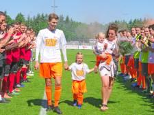 Helmond Sport sluit seizoen af met 1-5 overwinning in benefietwedstrijd