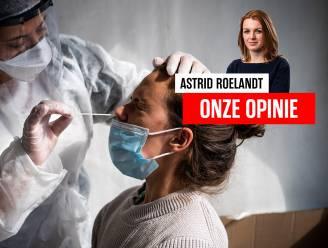 Onze opinie. Het gratis aanbieden van twee testen aan niet-gevaccineerden is een verdedigbare keuze, maar mogen we ook weten hoeveel dat kost?