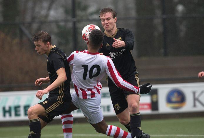 FC Winterswijk neemt het in de beker op tegen DZC'68, Grol en Vogido.