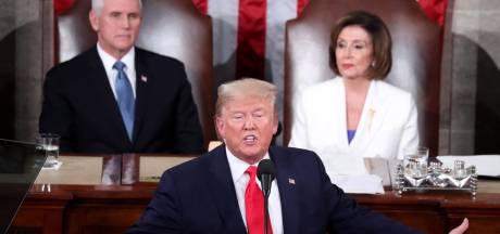 """Les démocrates lancent deux actions pour évincer Trump, accusé d'""""incitation à la violence"""""""