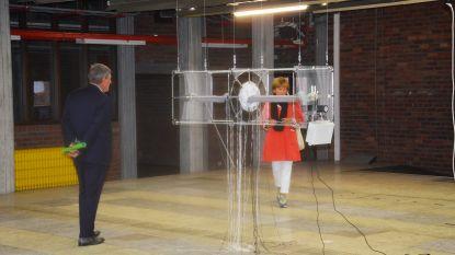 RTT-gebouw is centrum van kunstenparcours met 60 kunstenaars
