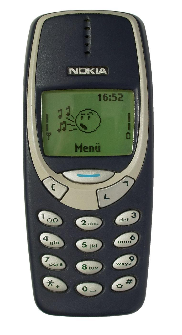 null Beeld Nokia 3310