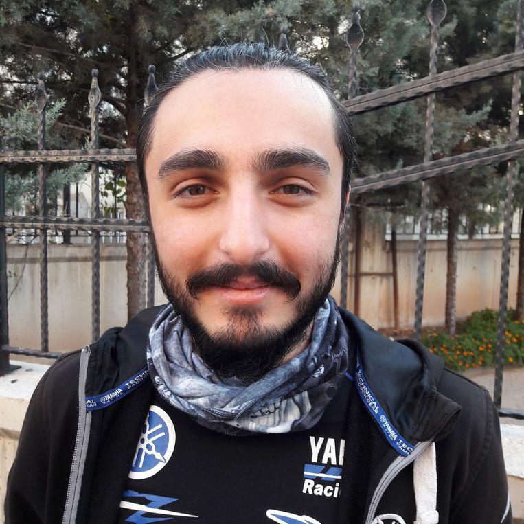 """""""Onenightstands, vaste vriendinnen, alles heb ik gedaan', zegt een van de studenten. 'Ik heb een spannend leven geleid in Aksaray.'  Beeld Rob Vreeken"""