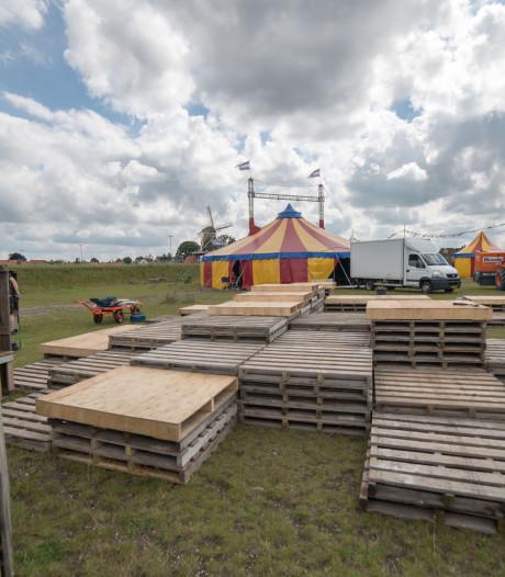 Harderwijk maakt zich op voor allereerste Happy Camper Festival