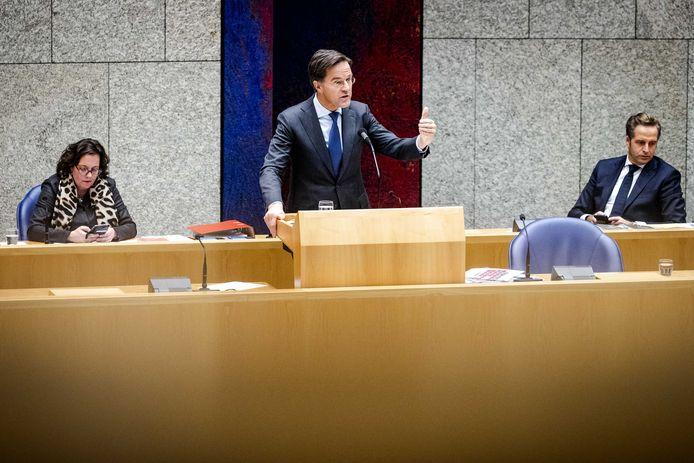 Tamara van Ark, minister voor Medische Zorg (VVD).