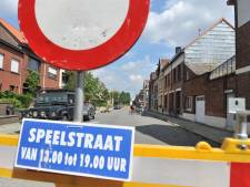 Subsidies voor speelstraten in het district Antwerpen