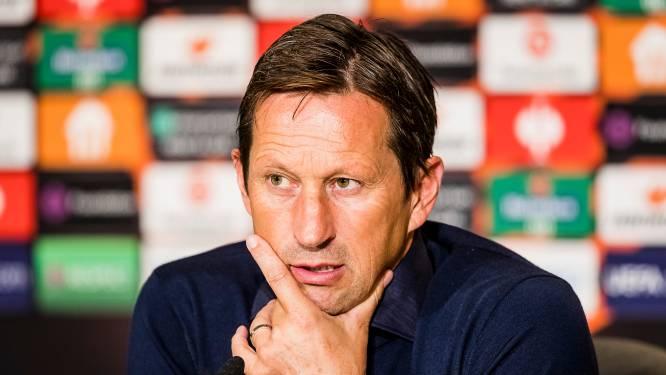 Schmidt is tevreden over de prestatie van PSV, maar niet over het resultaat: 'Over drie dagen staan we er weer'