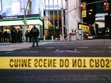 Man die winkelend publiek beschoot op Times Square na klopjacht opgepakt