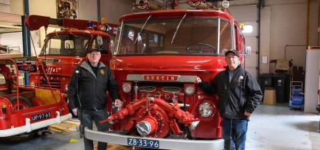 Altijd al een oude brandweerauto willen besturen? Brandweermuseum Borculo zoekt chauffeurs