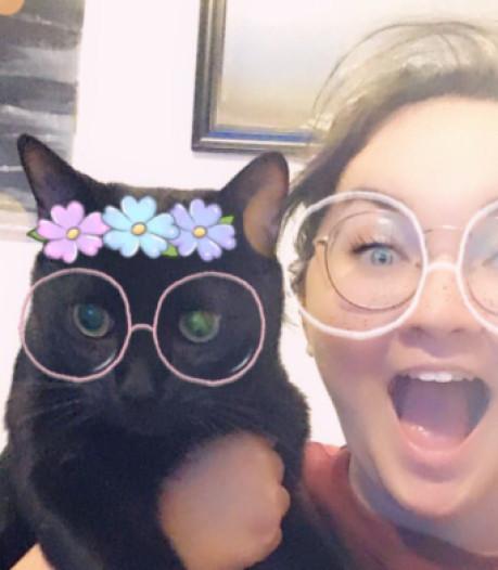 Snapchat komt met gezichtsfilters voor katten