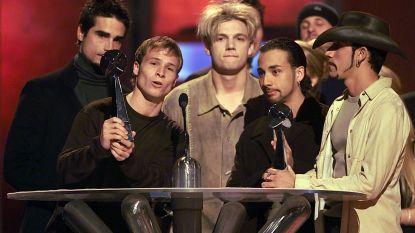 Backstreet Boys vieren 25ste verjaardag