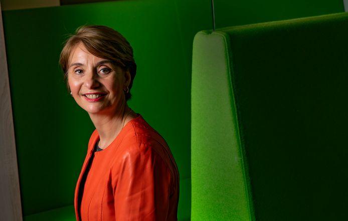 Wendy de Jong, directeur van ontwikkelingsmaatschappij Oost NL.