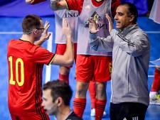 """Karim Bachar, sélectionneur des Diables Rouges Futsal: """"Il y a encore du boulot pour faire grandir ce sport en Belgique"""""""