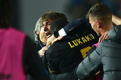 """Conte rekent af met criticasters van Lukaku: """"Ik hoorde mensen zeggen dat hij een ezel was..."""""""