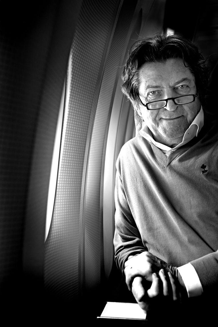 'Wie nu al weet dat hij volgende zomer naar een zonnige bestemming reist en nog wacht met te boeken, is idioot' Robrecht Willaert 'Travel Magazine' Beeld GerritOpdeBeeck