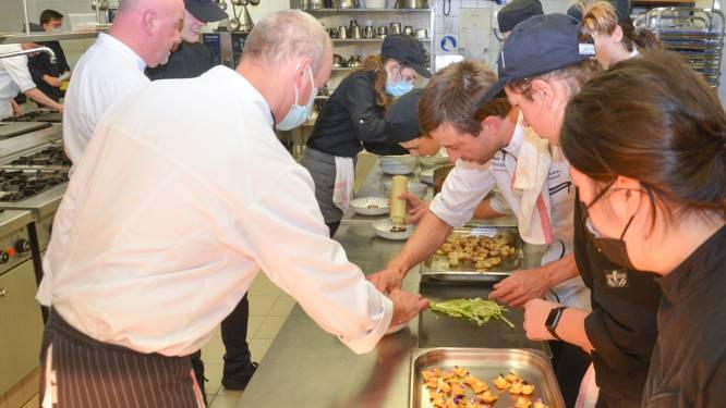 """Hotelschool Michelbeke is ambassadeur Lekker Oost-Vlaams: """"Leerlingen gaan intensief aan de slag met streek- en hoeveproducten"""""""