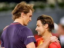 La collaboration entre Alexander Zverev et David Ferrer est déjà finie