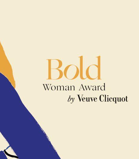 Veuve Clicquot X Bold Woman Award: des prix pour inspirer les femmes à être plus audacieuses
