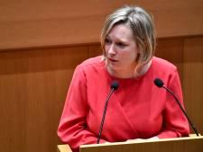 """La ministre Linard regrette """"une occasion manquée"""""""