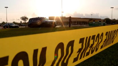 Schutter rijdt veld op tijdens football-wedstrijd in Texas: vijf gewonden, waaronder zwangere vrouw