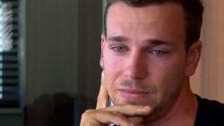 """Tot tranen toe bewogen Groenewegen: """"Ik heb gewoon een fout gemaakt in die sprint, en daar heb ik spijt van"""""""