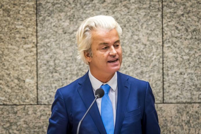 Geert Wilders heeft volgens Veltmeijer 'een bepaalde rol' in deelname van de PVV in Twenterand.
