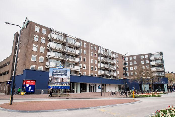 Winkelcentrum Koningsplein/Zuidmolen