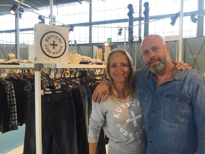 Floortje Dessing en Peter Schuitema