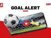 Goal Alert: Bekijk direct de goals van jouw favoriete club!