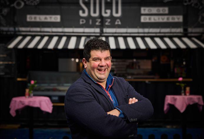Hugo Kruijssen maakte Sugo het afgelopen jaar 'bezorgproof'.