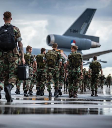 Noodhulp Nederlandse militairen aan Bahama's afgerond