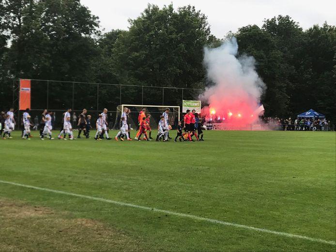 Heerenveen-KV Mechelen.