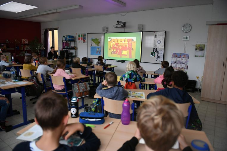 In het kader van de campagne Risico-Info lanceert het Nationaal Crisiscentrum BE-Ready een educatief project voor de leerlingen van het basisonderwijs.