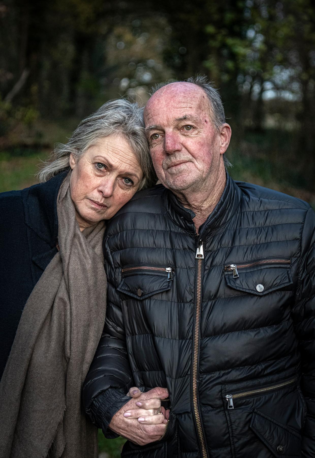 Peter en Berthie Verstappen.   Beeld Koen Verheijden