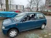 Auto van Tonnie (78) vernield tijdens de Tilburgse rellen, maar door crowdfunding is een nieuwe in zicht