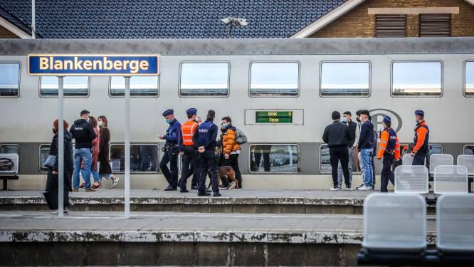 """Geen enkele trein naar Oostende in herfstvakantie, wel drie keer zoveel naar Blankenberge: """"Onze stad kan dat bolwerken"""""""