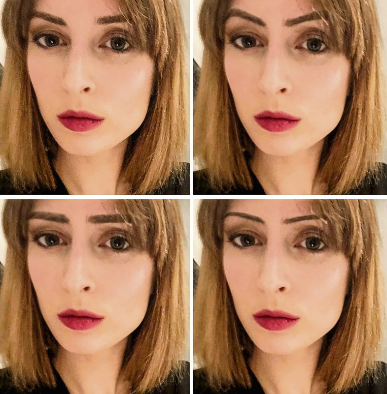 Beautyredactrice Sophie test de Brow Try-On van Benefit.