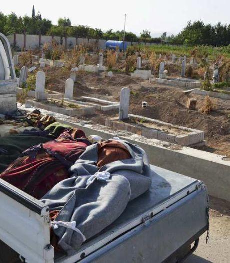 'Syrië geeft VN toestemming voor onderzoek mogelijke gasaanval'