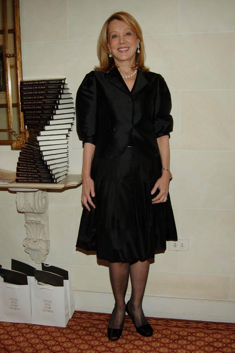 Denise LeFrak Calicchio. Beeld Getty